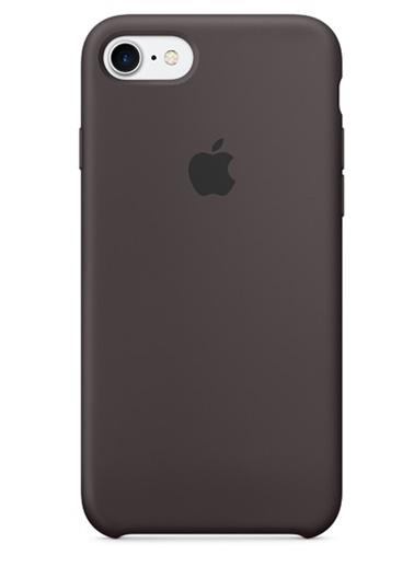 Jacobson iPhone 7 / 8 Silikon Kapak Kahve